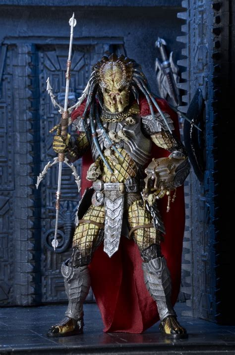 Neca Predators Series 17 Set Of 3 nycc 2016 neca predator series 17 official photos and info the toyark news