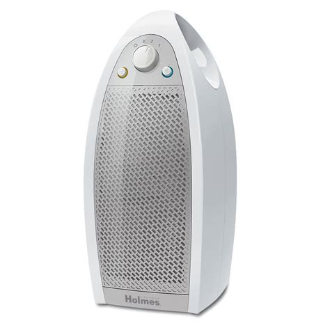 holmes mini tower air purifier  hepa type filter