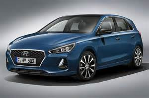 2017 hyundai i30 revealed ahead of debut