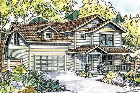 Craftsmen House Plans by Craftsman House Plans Calhoun 30 479 Associated Designs