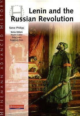 libro heinemann advanced history lenin 9780435327194 heinemann advanced history lenin and the russian steve philips