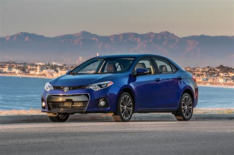 S Toyota 2014 Toyota Corolla Reviews And Rating Motor Trend