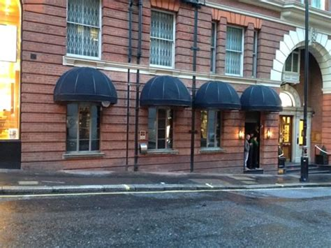 bar awnings bespoke bar awnings for mayfair club rififi morco blinds