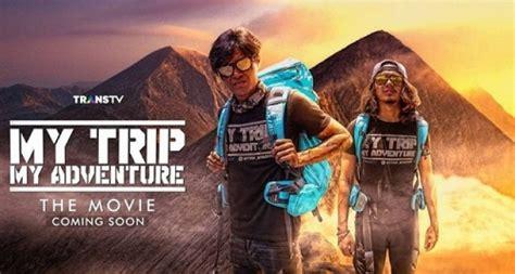 film seru adventure my trip my adventure mtma the movie rilis teaser pertama