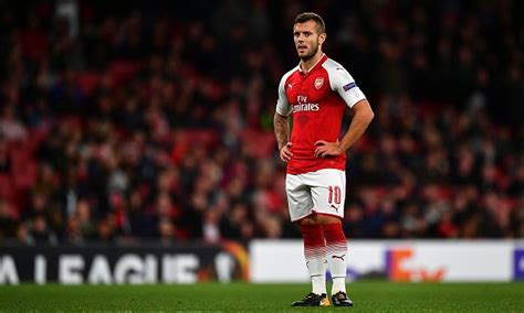 arsenal daily mail arsenal midfielder jack wilshere prepared for january sale