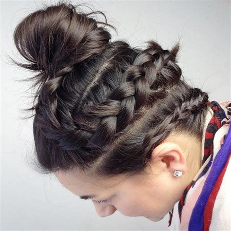 updo hairstyles knotted braid 30 easy and stylish casual updos for long hair