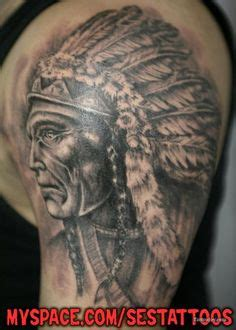 1000 Images About Tattoos For Grant On Pinterest Native Tattoos Of Indian Chiefs 2