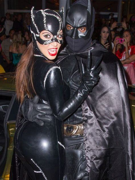 Handmade Batman Costume - and kanye west wearing wearing and