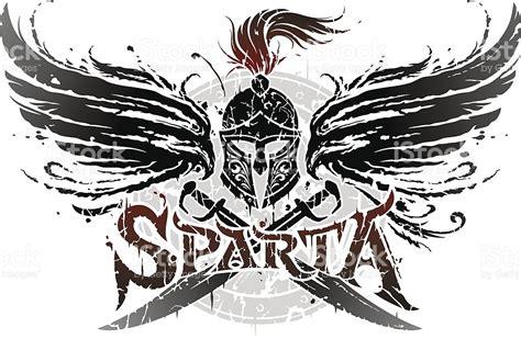 sparta emblem stock vector art 166054027 istock