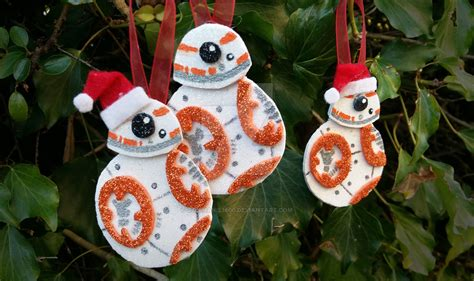 bb8 star wars christmas decorations for sale by