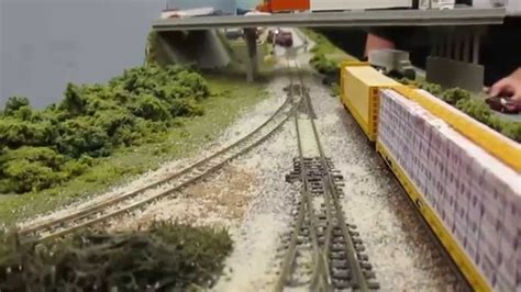new youtube layout october 2015 fecrs n scale modular layout 9 26 2015 youtube