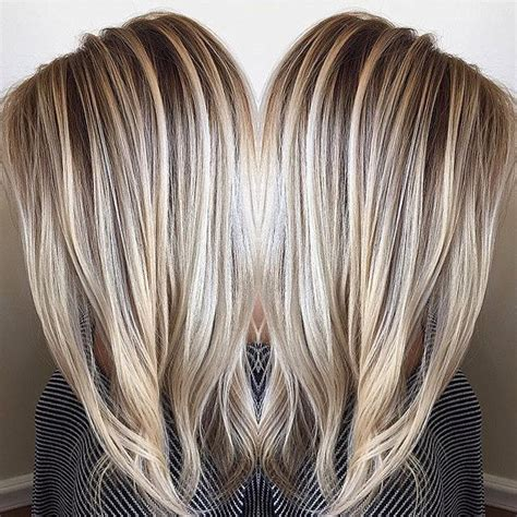 pictures of white hair with lowlights the 25 best grey 25 best ideas about chunky blonde highlights on pinterest