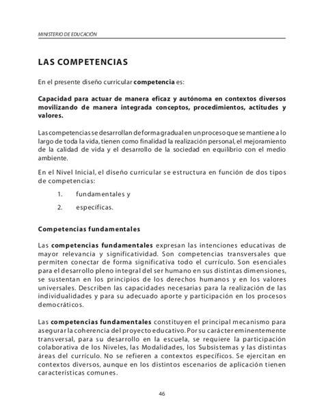 Diseño Curricular Dominicano Actual Curriculo Inicial Educacion Dominicana 2014
