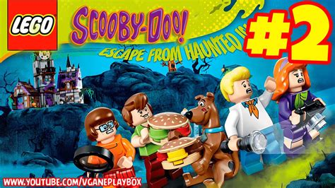 Lego Scobydoo Evil lego 174 scooby doo haunted isle ios android gameplay