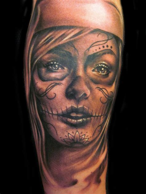 day of the dead tattoo design gallery day of the dead designs