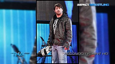 theme song aj styles impactwrestling quot evil ways justice mix quot aj styles 15th