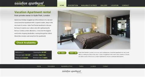 Vacation Rental Web Template 15 Vacation Home Template Phpjabbers Vacation Rental Website Template