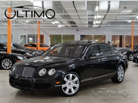 bentley continental length purchase used 2006 bentley continental flying spur