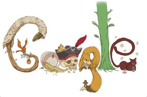google doodle wallpaper google doodle by takiouttio on deviantart