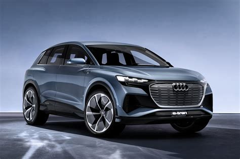 Audi Q4 2020 by 2020 Audi Q4 E Electric Suv Revealed Price Specs