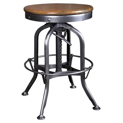 Toledo Stool by Original Vintage Industrial American Made Toledo Stool