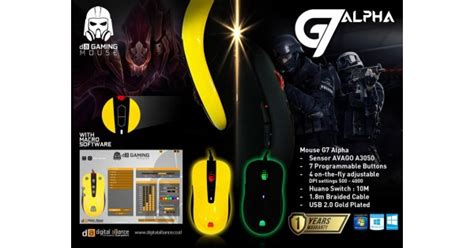 Digital Alliance G7 Alpha Kuning digital alliance g7