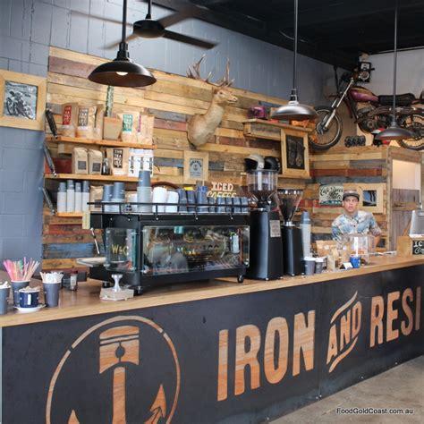 Iron Resin Garage iron resin garage food gold coast