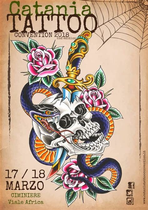 tattoo convention california 2018 catania tattoo convention world tattoo events