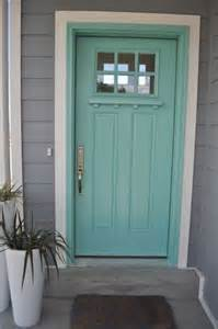 teal front door what are the best paint colours for a front door