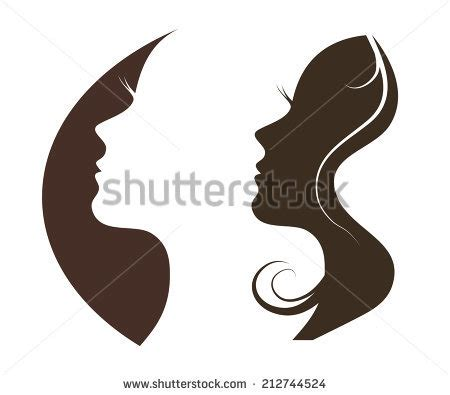 fashion design silhouette templates silhouette stock images royalty free images