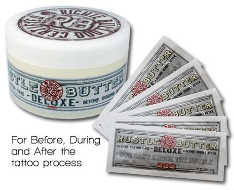 tattoo process butter if ink could talk