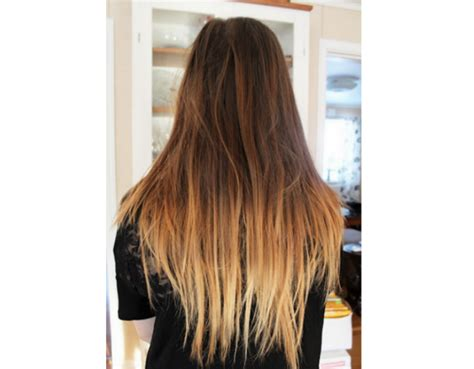 how to ambray hair how to get diy ombre hair for under 10 stylecaster