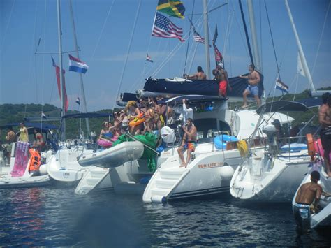 yacht week boat lessons learned from a yacht week first timer a guide to