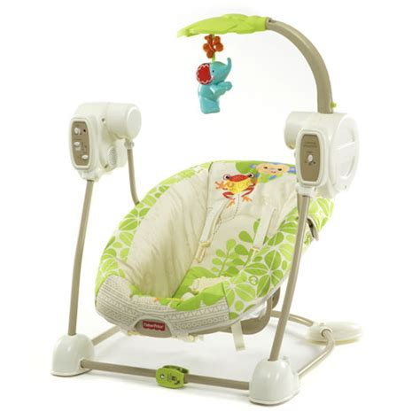 weight limit fisher price rainforest swing 2 products in 1