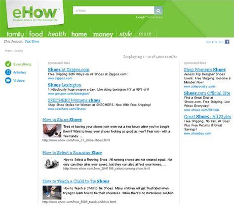 adsense search adsense custom search ads introduced