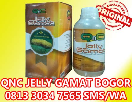 Qnc Jelly Gamat Daerah Bogor agen apotik penjual qnc jelly gamat di bogor resmi 100