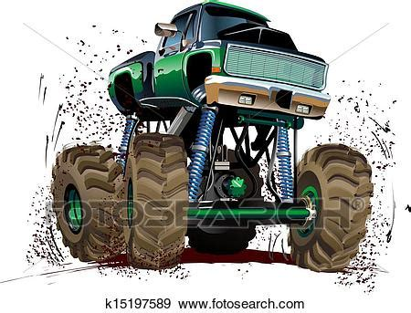 mud truck clip art 4x4 mud truck drawings bing images