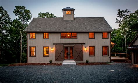 barn houses plans smaller barn house gets big award small barns barn and