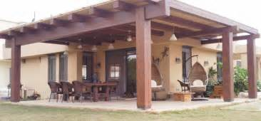 How To Build A Wood Patio Cover by Wood Patio Covers