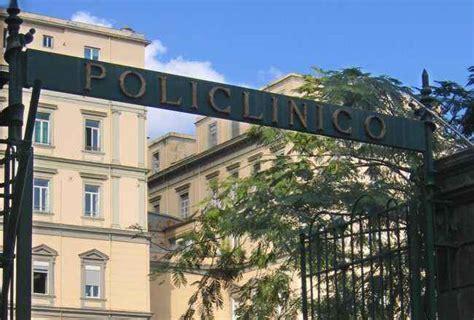 libreria policlinico napoli due bollini rosa al policlinico sun un premio per gli