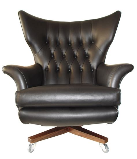 Armchair Nation by Blofeld Leather Chair Hill Antiques