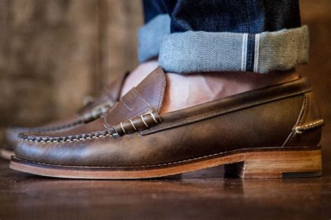 oak bootmakers beefroll loafer 1000 ideas about loafers on loafers