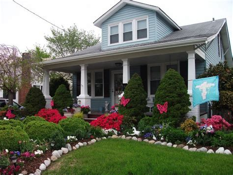Midwest Landscaping Ideas Bistrodre Porch And Landscape by Country Front Porch Landscaping Ideas Bistrodre Porch
