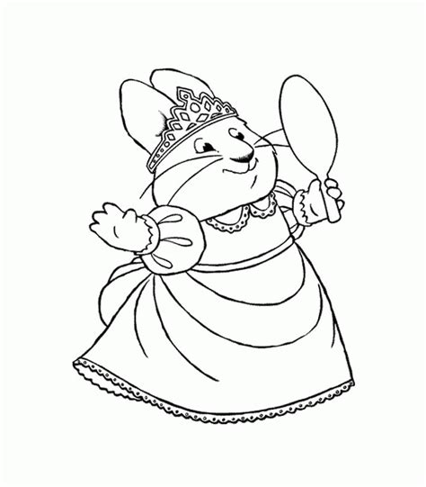 Max And Ruby Coloring Pages Coloring Home Max Ruby Coloring
