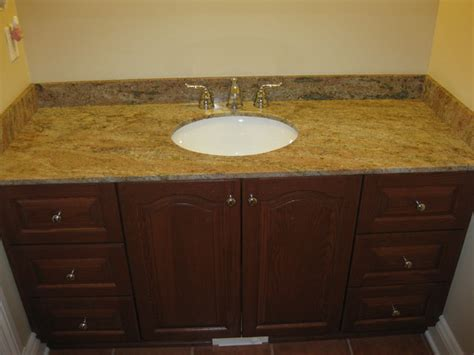Ottawa Granite Bathroom Vanity Tops Traditional Ottawa Bathroom Vanities