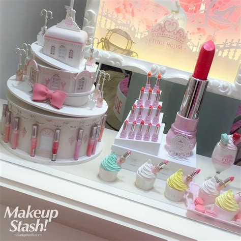 Store Etude House makeup stash of makeup musings and stash exploring a
