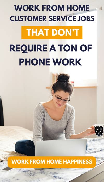 Customer Service Work From Home by Work From Home Customer Service That Don T Require A Ton Of Phone Work Work From Home