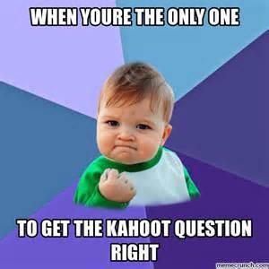 4 Picture Meme - kahoot meme
