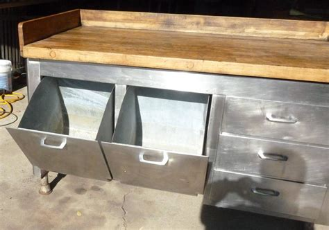commercial kitchen island butcher block steel commercial kitchen 1930s baking