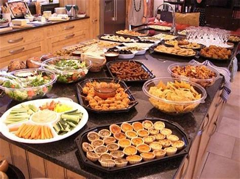 fusion functions events buffets